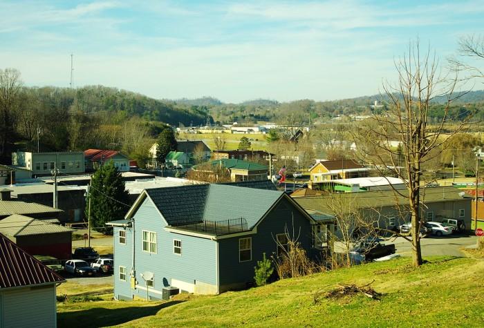 7. Tellico Plains, Tennessee