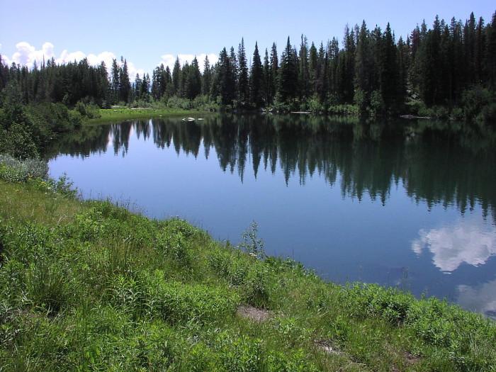 17. Trapper Lake