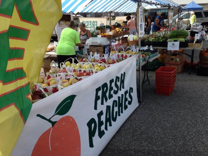 11. West Erie Plaza Farmers Market