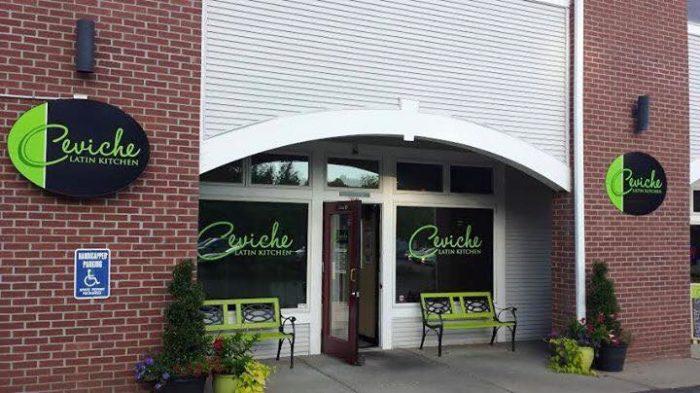 4. Ceviche Latin Kitchen (Middlebury)