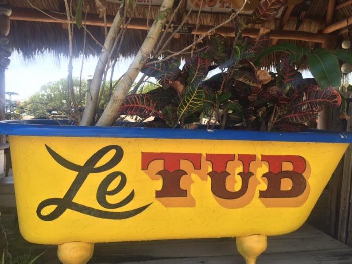 7. The Sirloinburger at Le Tub