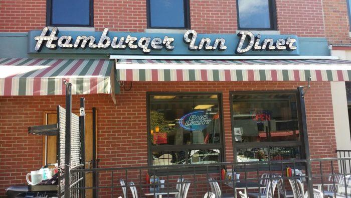 10. Hamburger Inn Diner (Delaware)