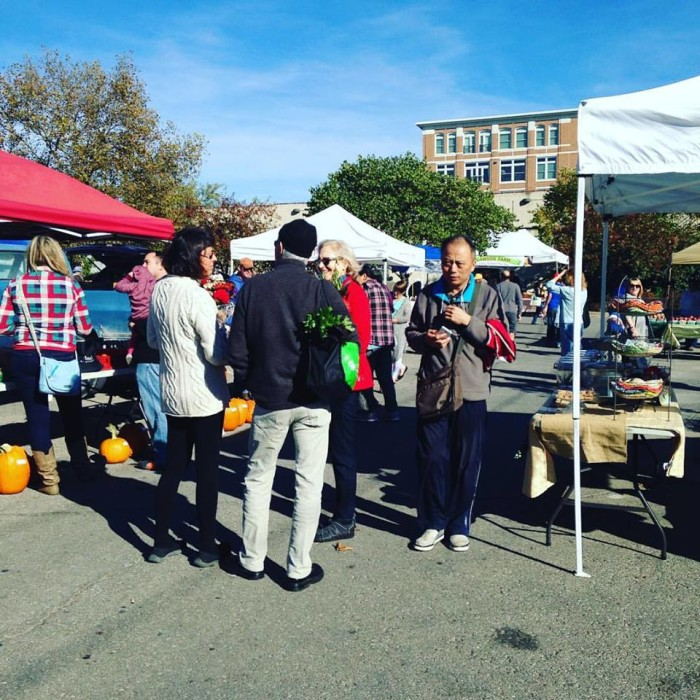 6. Lawrence Farmers Market (824 New Hampshire St., Lawrence)