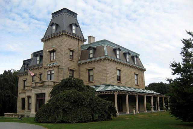 11. Chateau Sur-Mer, Newport