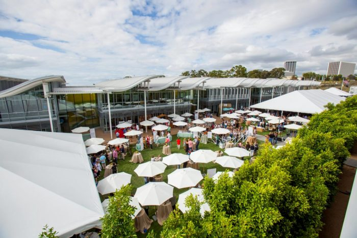 7. September 30 - October 2nd: Newport Beach Wine and Food Festival