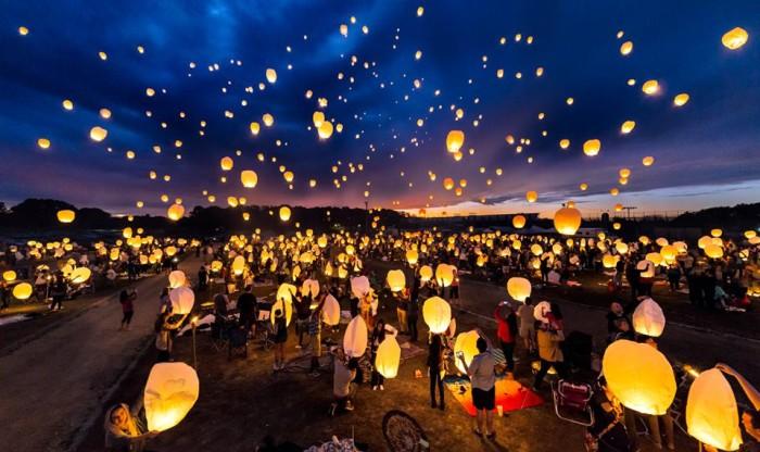 9. The Lantern Fest, Colorado