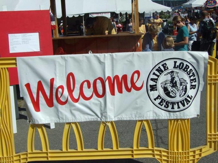 6. Maine Lobster Festival, Rockland: August 3rd - 7th, 2016
