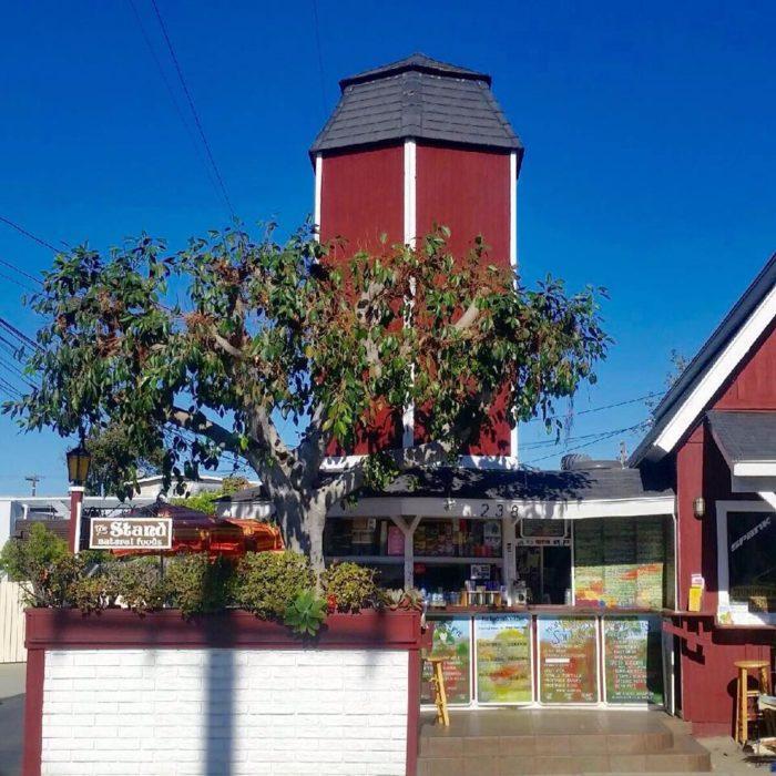 4. The Stand Natural Foods -- Laguna Beach