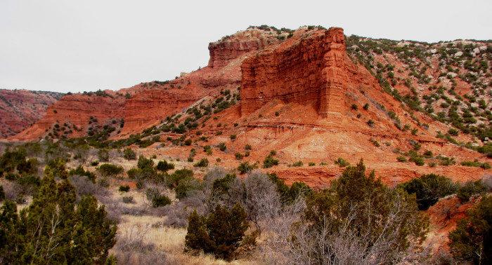 Texas: Caprock Canyons