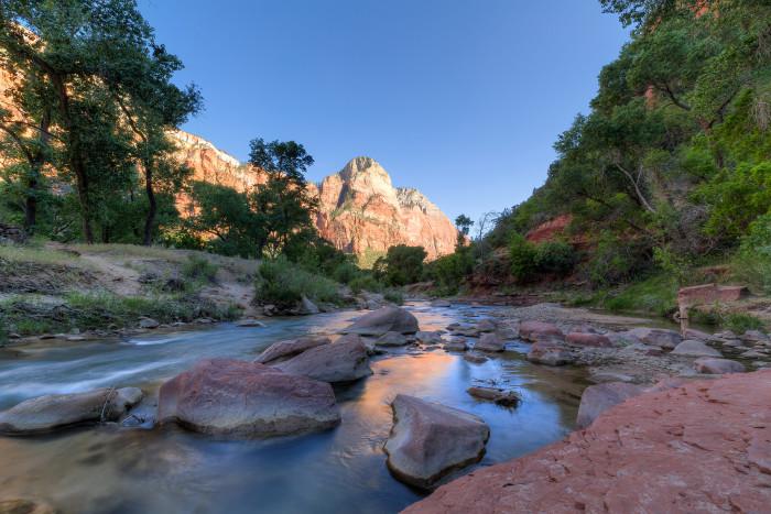 6. The park encompasses 148,733 acres.