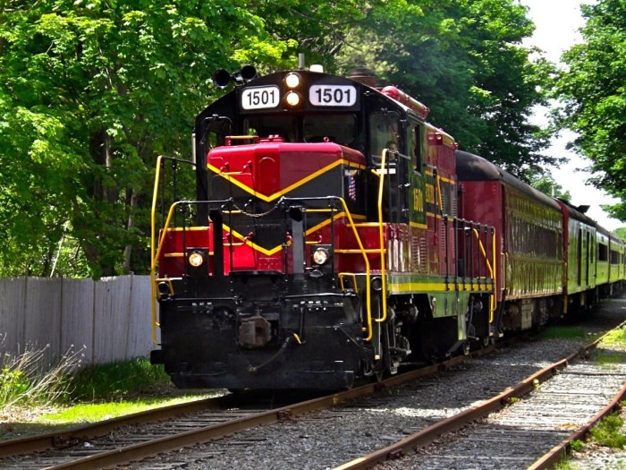 3. Cape Cod Central Railroad