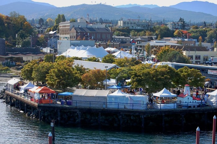 9. Dungeness Crab & Seafood Festival, Port Angeles