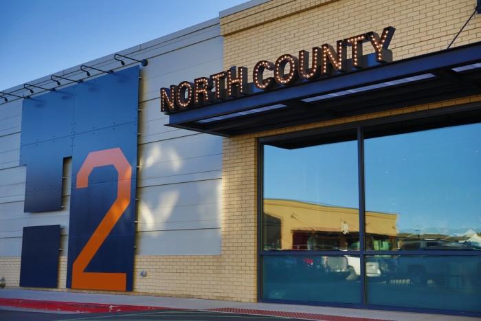 2. North County
