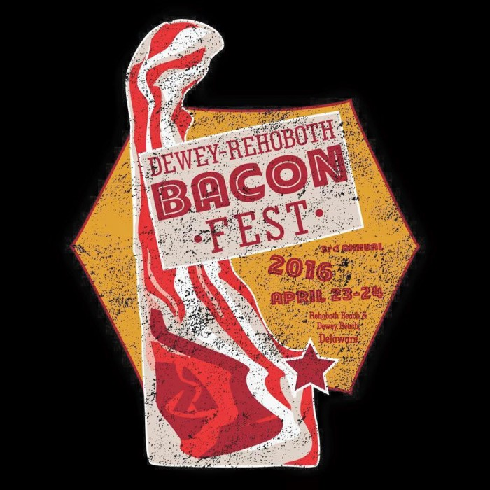 10. Dewey Beach Bacon Fest