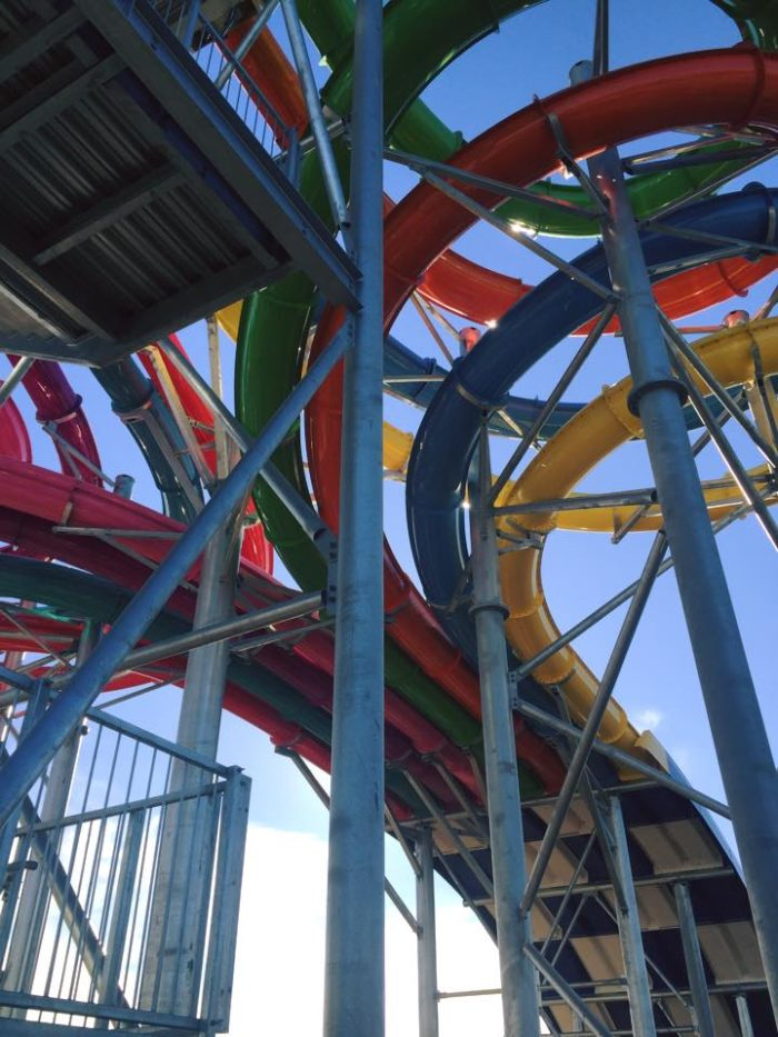 8. Typhoon Texas is opening up in Katy, TX with whirls of crazy water fun to be had!