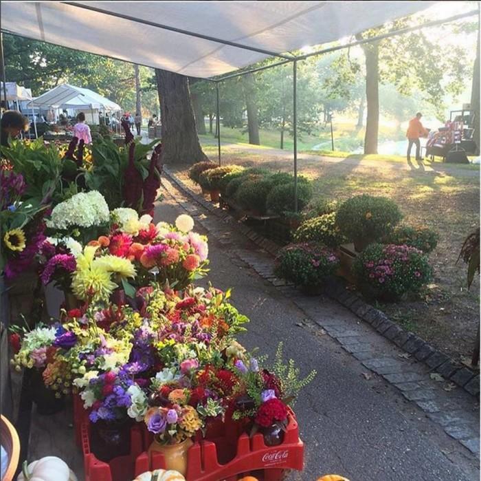 2. Portland Farmers' Market - Weekends, Deering Oaks Park, Portland