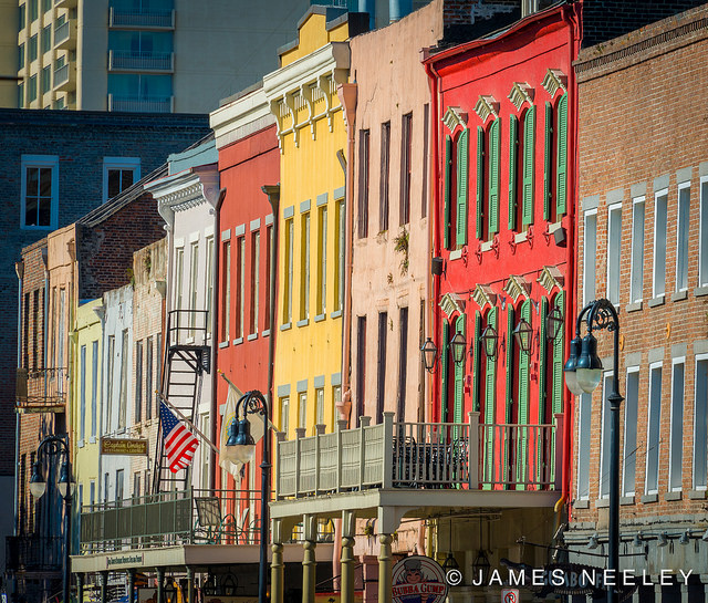 Louisiana: The French Quarter, New Orleans