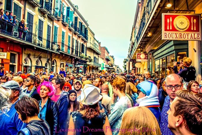 8. Bourbon Street, New Orleans