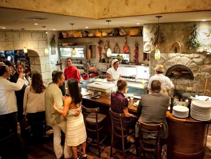 3. Olio Pizzeria -- Santa Barbara