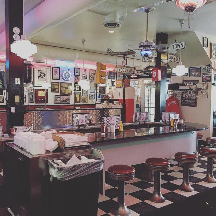 2. Tommy's Diner (Columbus)