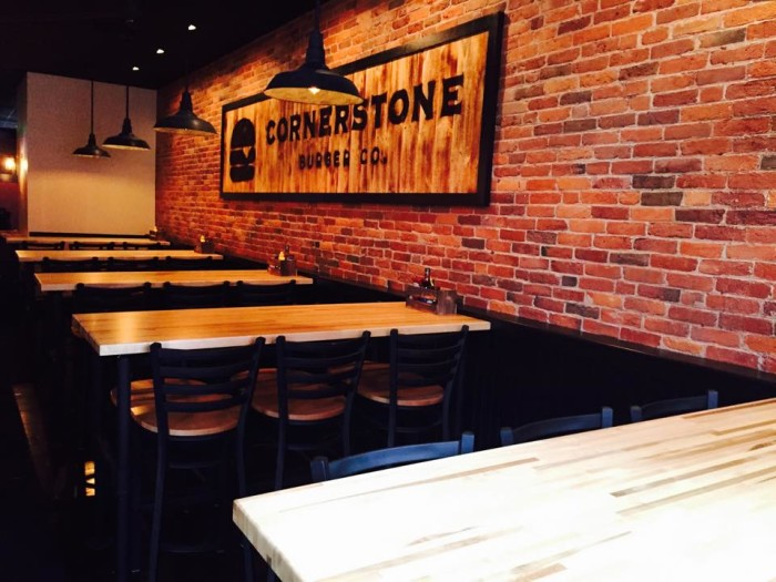 11.  Cornerstone Pub & Kitchen - 47 N Main St., Barre