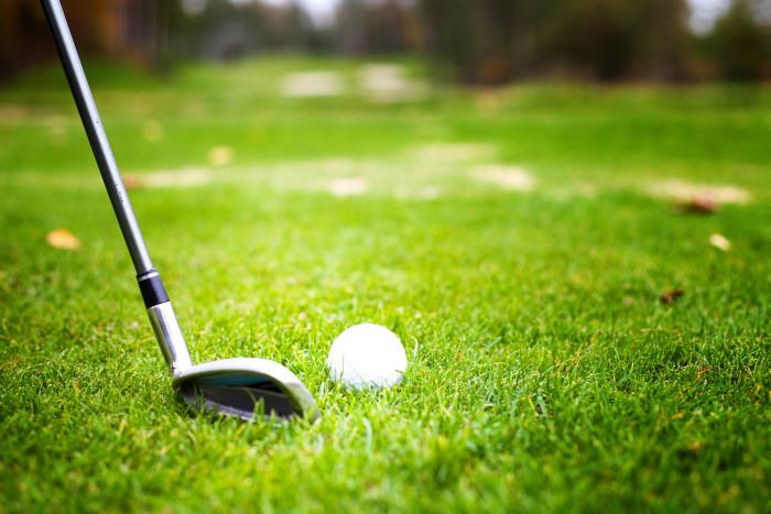 12. Golf courses per capita