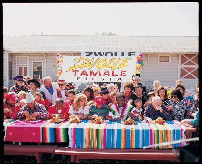 10. Zwolle Tamale Fiesta, October 6-8, Zwolle, LA