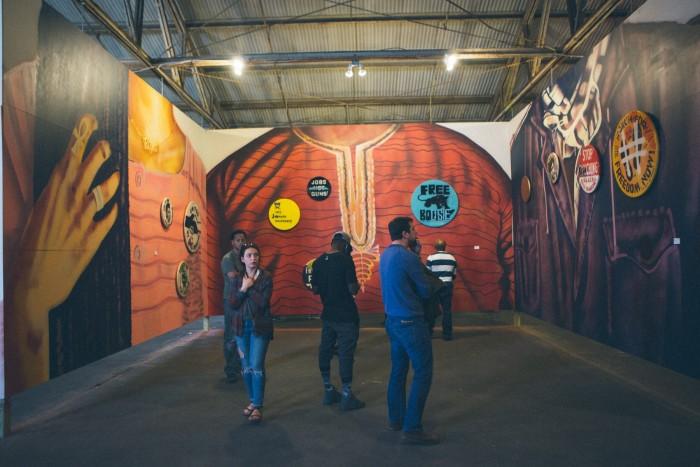 9) Studio BE, 2941 Royal St.