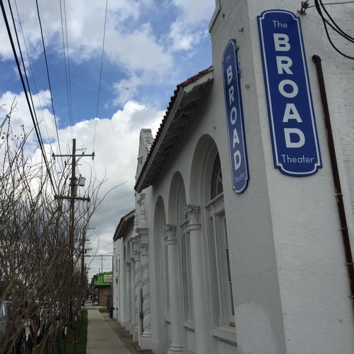 4) Broad Street Theater, 636 N Broad St.