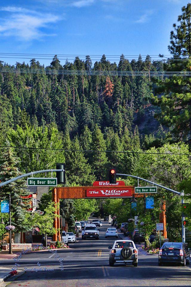 7. Big Bear Lake Village, California