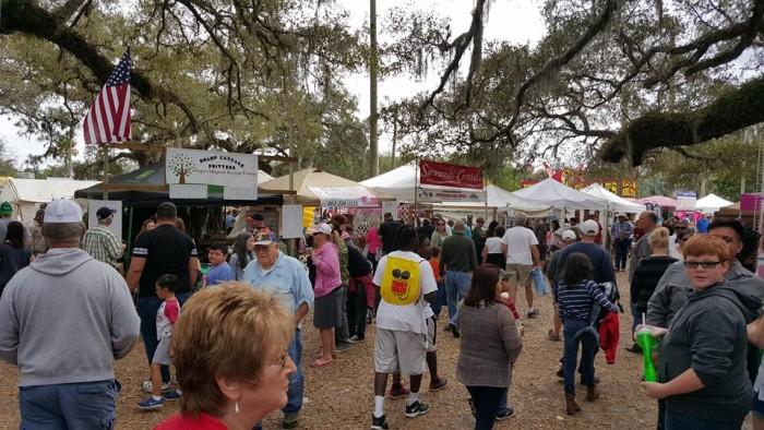 11. Swamp Cabbage Festival, Labelle