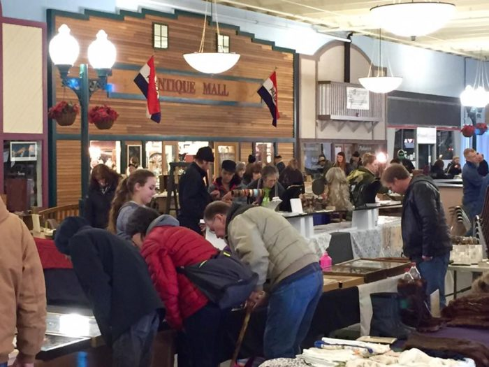 5. Plain and Fancy Antique Mall Flea Market - Grand Forks