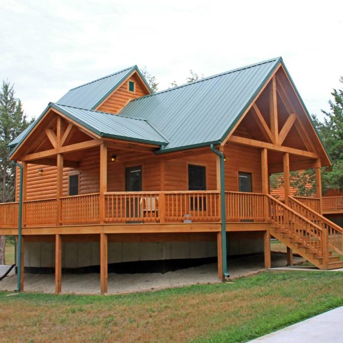 10. Acorns Resort at Milford Lake (Milford)