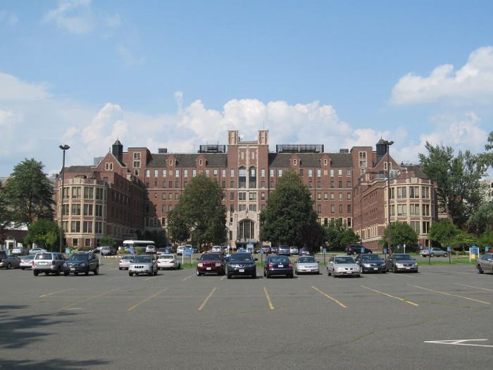 3. Baystate Medical Center, Springfield