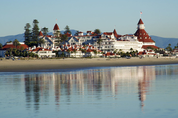 6. Coronado Central Beach, California