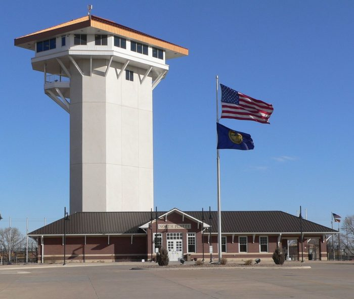 1. Bailey Yard and Golden Spike Tower, North Platte