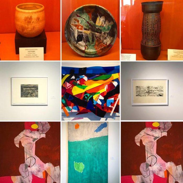 4. Explore the Missoula Art Museum.