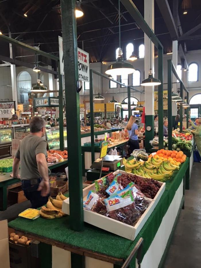 16 Amazing Farmers Markets In Pennsylvania