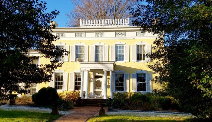3. Causey Mansion Bed and Breakfast, Milford