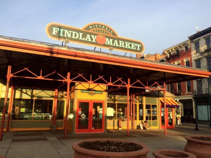 5. Findlay Market (Cincinnati)