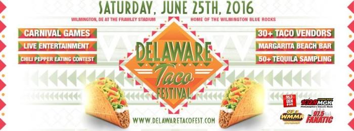 15. Delaware Taco Festival, Wilmington