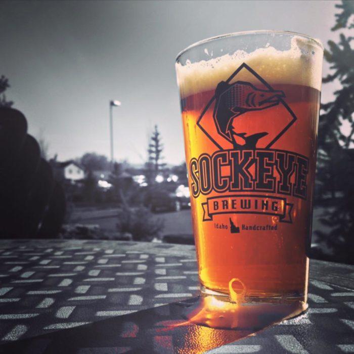 4. Sockeye Grill & Brewery