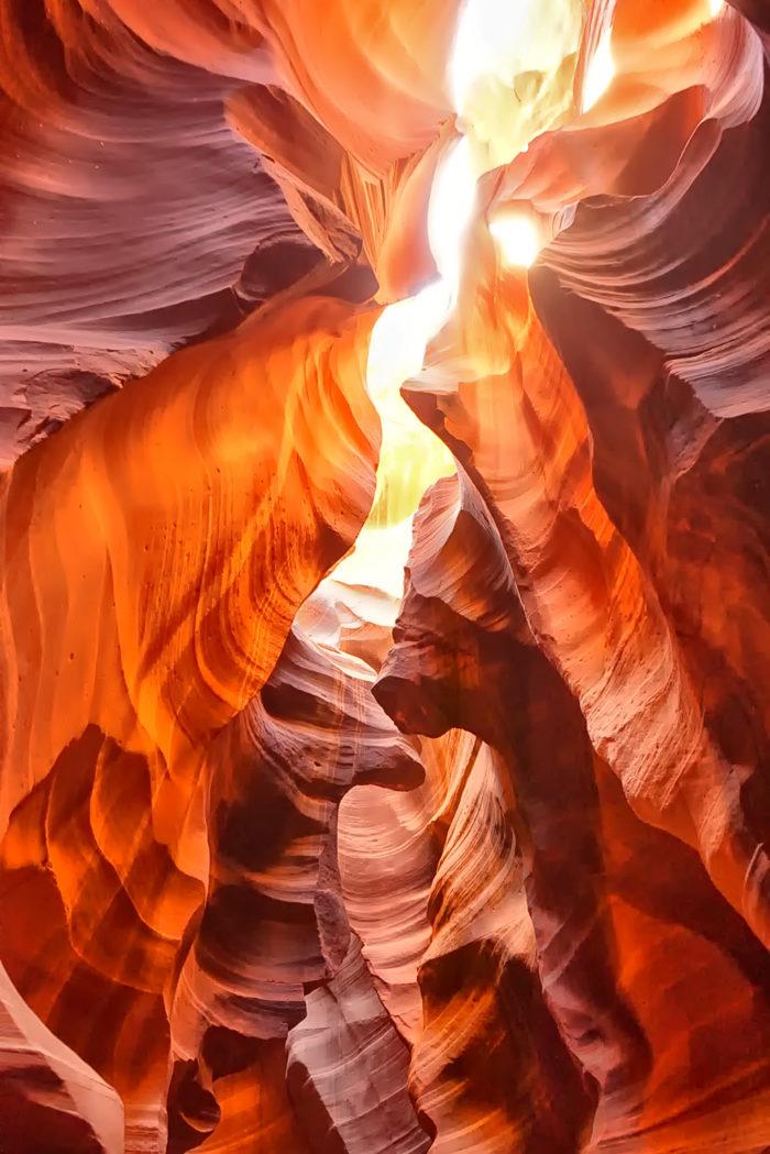 Arizona: Antelope Canyon
