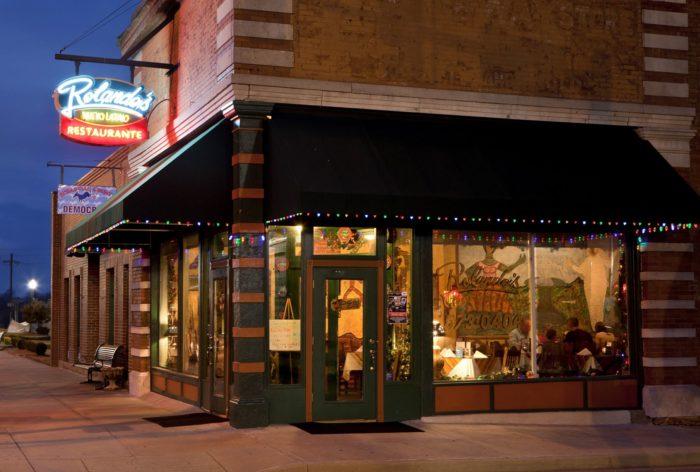 2. Rolando's Nuevo Latino Restaurante (Fort Smith)