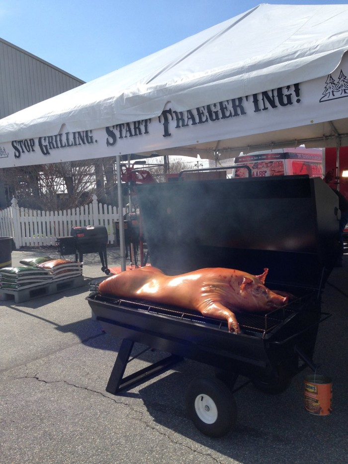 12. Triple Threat BBQ Festival, Harrington