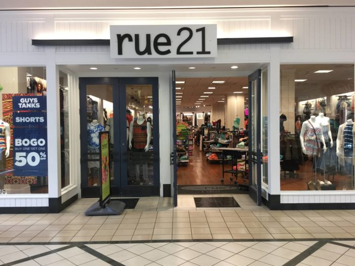 7. All of your shopping needs are right here in Casper.