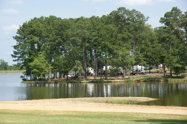 The 15 Best Camping Spots In Mississippi