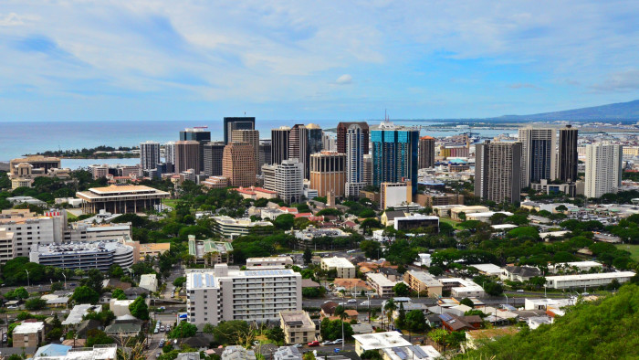 "13. And last, but certainly not least, Honolulu was featured in the number three spot on Forbes' ""The 15 Most Livable Cities In The U.S."""