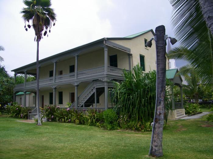 13. Hulihee Palace Museum