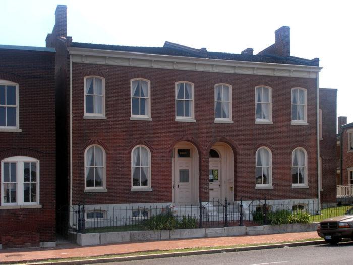 13.  Scott Joplin Residence, St. Louis